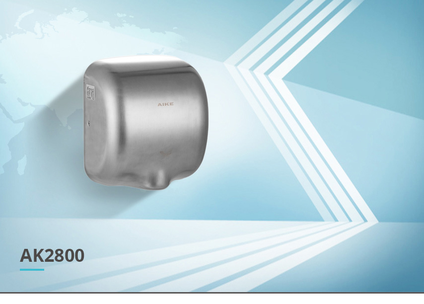 Stainless Steel Hand Dryer AK2800 Review