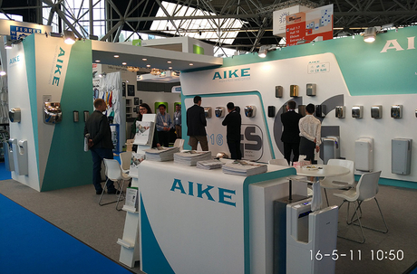 AIKE on 2016.05-ISSA-INTERCLEAN-Netherlands1.jpg